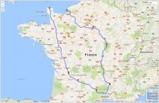 France Loop Shorter