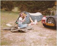 Camping La Rochelle 1988
