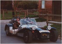 End Beaujolais Run 1989