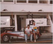 Le Mans Pits 1988